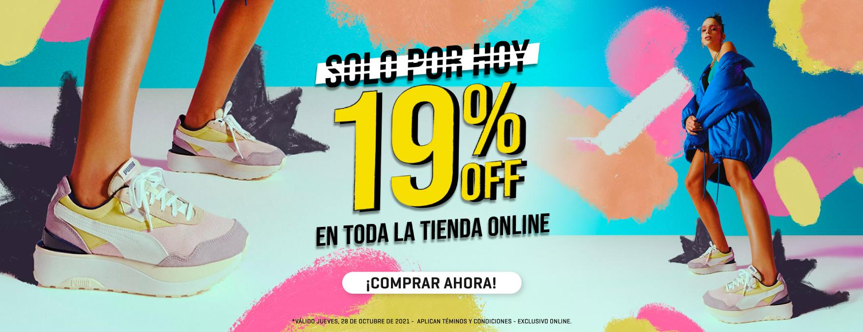 Día sin Iva Calzacosta Sport. Compra con el 19% de descuento tenis para hombre zapatillas y mucho más.