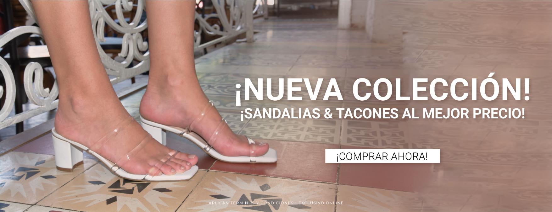 Nueva Colección - tacones